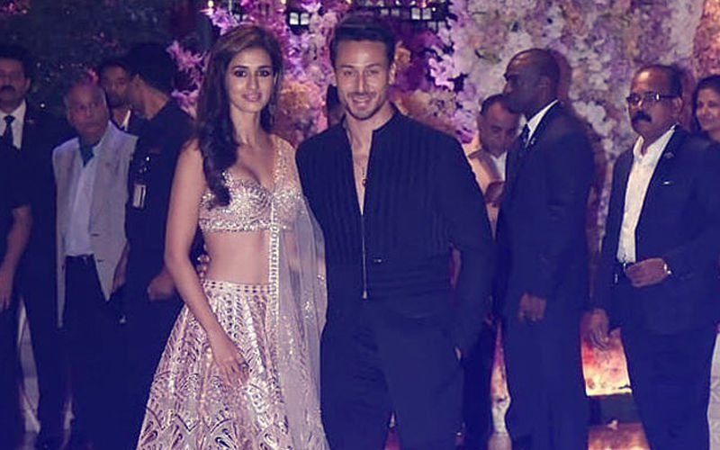Ambani Engagement Party: Lovebirds Tiger Shroff & Disha Patani Make Heads Turn As They Enter Together