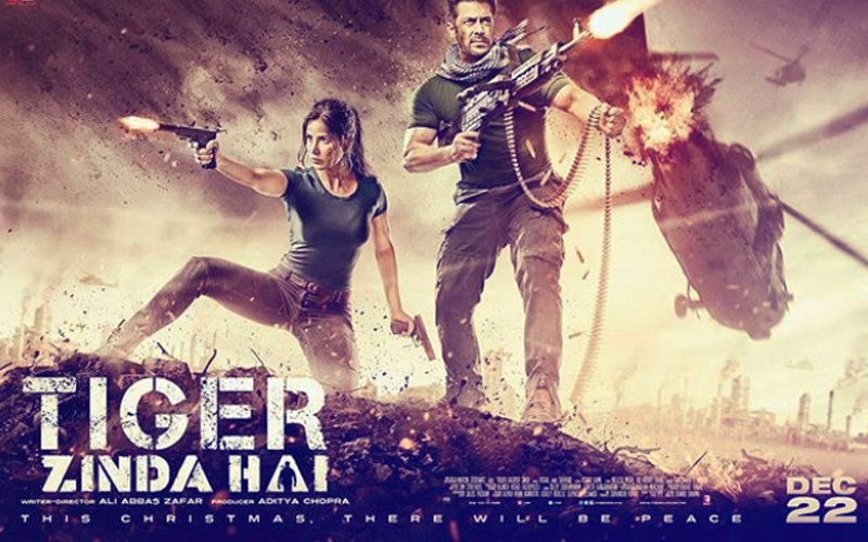 You Can Book Your Tiger Zinda Hai Ticket Tomorrow!