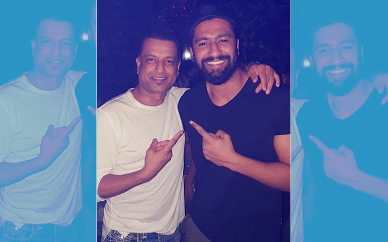 When Reel Met Real: Vicky Kaushal Aka Kamli Catches Up With Sanjay Dutt's Best Friend, Paresh Ghelani