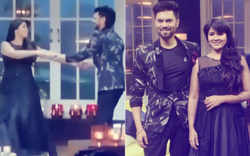 Watch: Ex-Flames Narayani Shastri & Gaurav Chopra's Romantic 'Hum Tum' Moment
