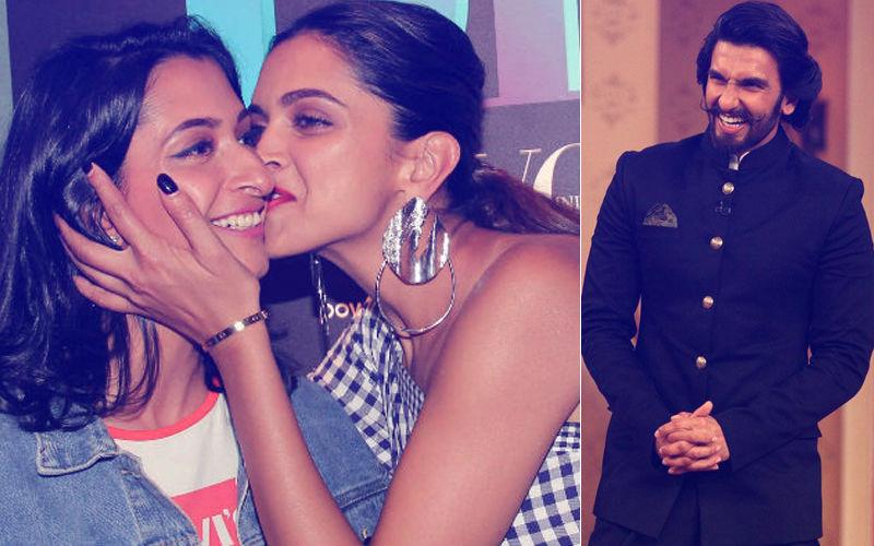 As Wedding Draws Closer, Deepika's Sister Anisha & Ranveer Start Following Each Other On Social Media