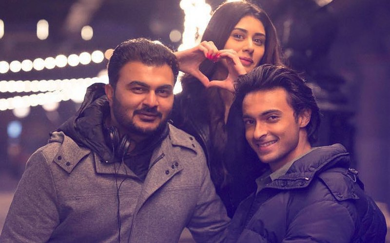 Loveratri In London: Ayush Sharma & Warina Hussain Shoot For Salman Khan's Upcoming Production