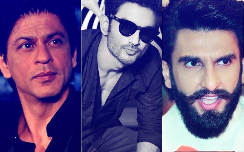 Christmas Clash 2018: SRK To Lock Horns With Ranveer Singh & Sushant Singh Rajput