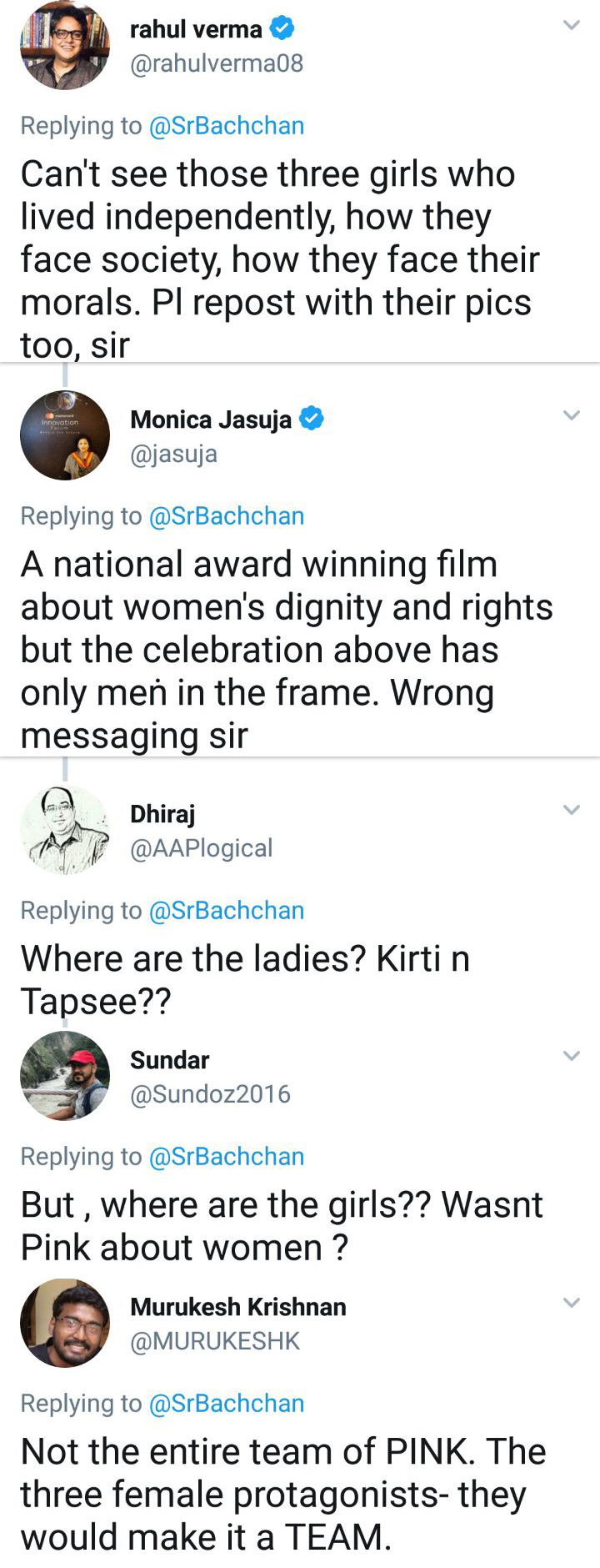 trollers trollering amitabh bachchan for his twitter post