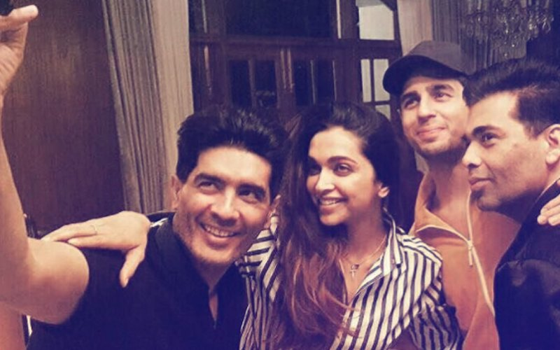 Trolls Can't Stop MOCKING Deepika Padukone For 'Looking' DRUNK