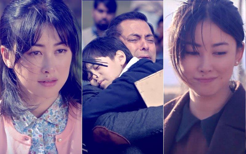 Tubelight Song Main Agar:  Finally We Get A Look At Salman Khan's Ladylove Zhu Zhu
