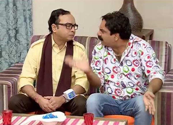 tv actor manoj goyals in golmal hai bhai sab golmal hai