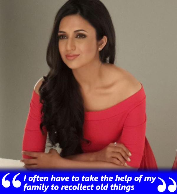 hot tv actress divyanka tripathi looking beautiful