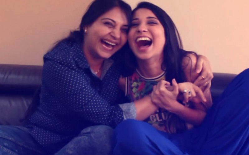 WATCH: TV Hottie Vrushika Mehta's Adorable Mothers Day Video