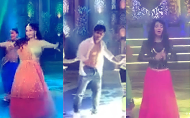 Kumkum Bhagya Saawan Mahotsav: Dipika Kakar, Shoaib Ibrahim & Mahima Makwana Flaunt Their Dance Moves