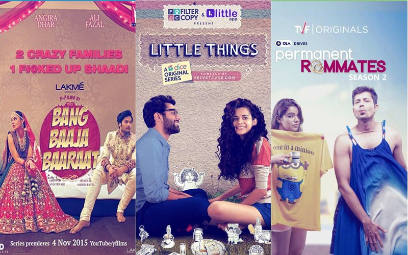 Valentine's Day Special: 7 Web-Series To Binge Watch With Your Sweetheart