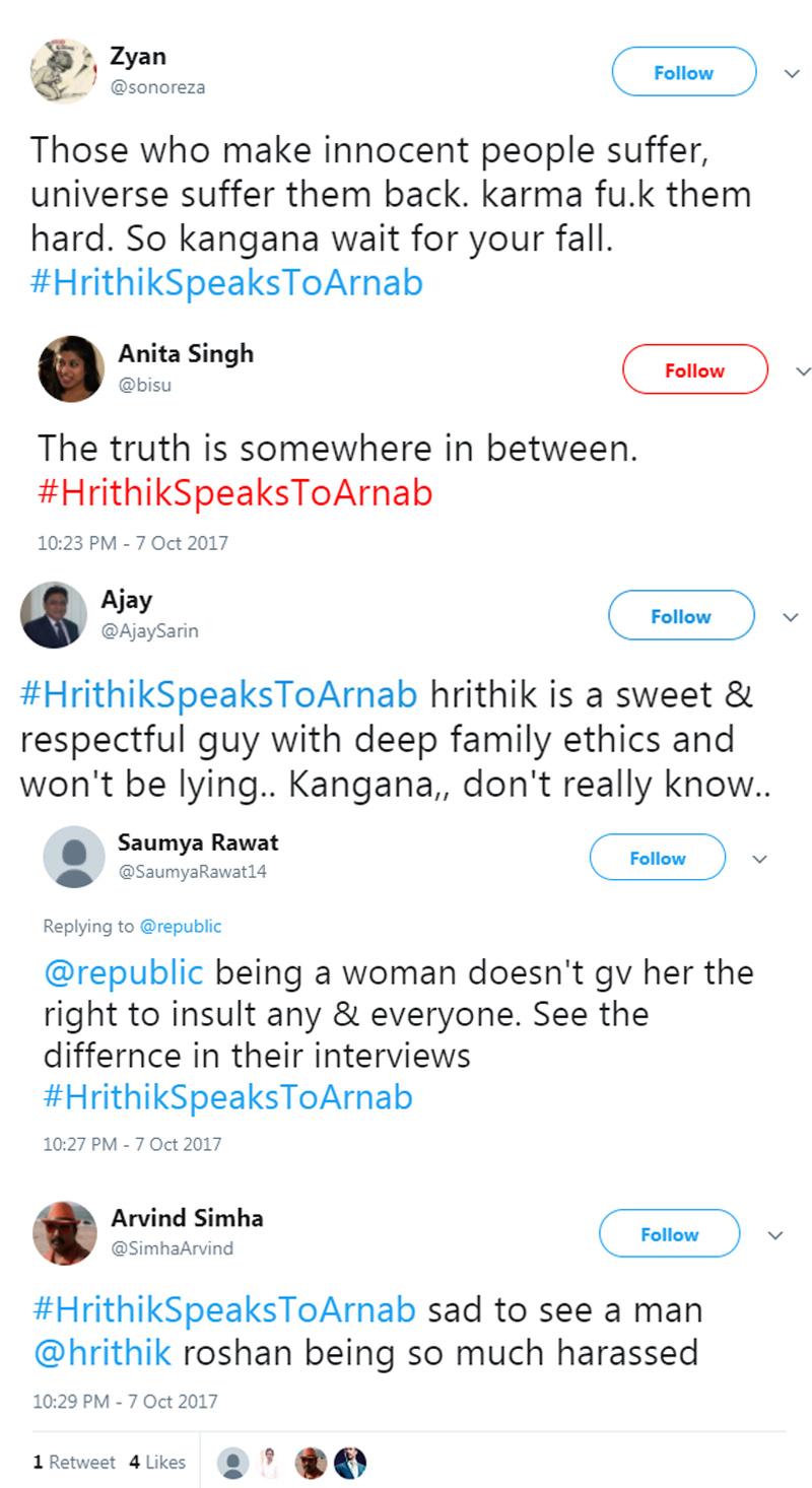twitterattis call hrithik roshan innocent 2