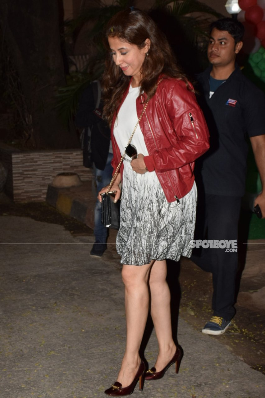 urmila matondkar at the party