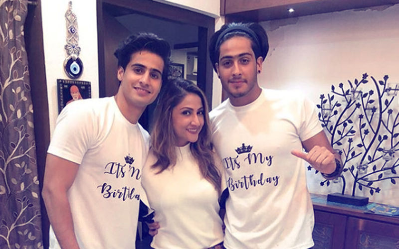 Woah! Can You Believe This Is Urvashi Dholakia - Mother Of 23-Year-Old Twins?