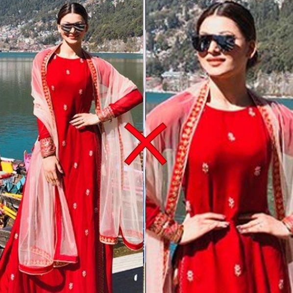 urvashi rautela fashion disasters
