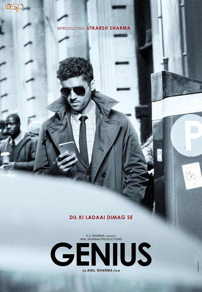 utkarsh sharma in genius