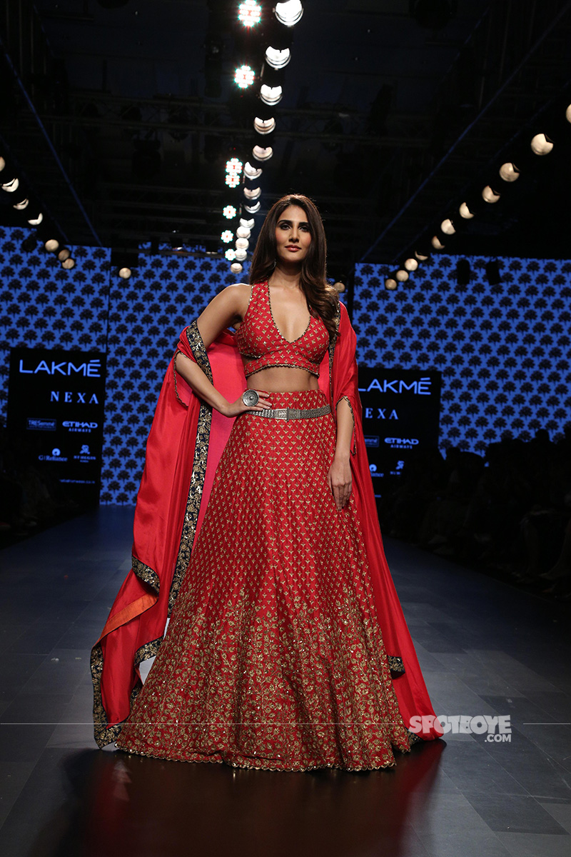 vaani kapoor at lfw