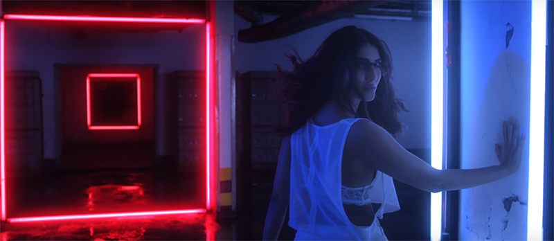 vaani kapoor dances to the tunes of ni main yaa manana ni from daag song