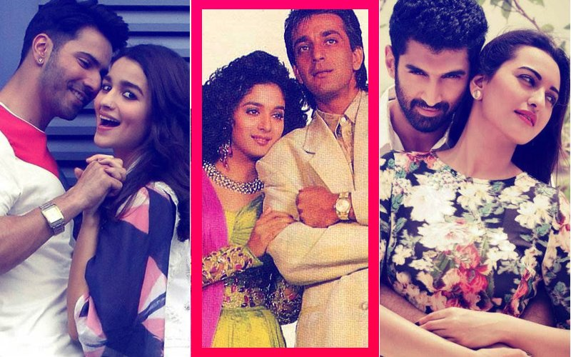Confirmed: Ex-Lovers Sanjay Dutt & Madhuri Dixit Finally Reunite In Kalank BUT...