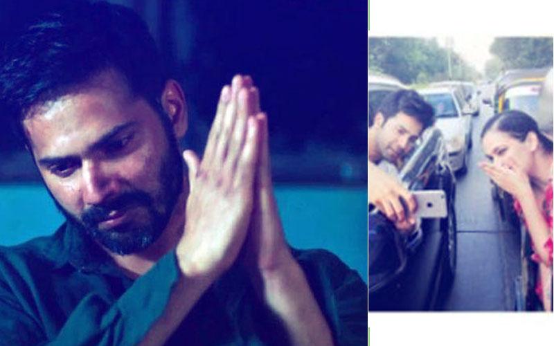 Varun Dhawan APOLOGISES To Mumbai Police For His Careless Act!