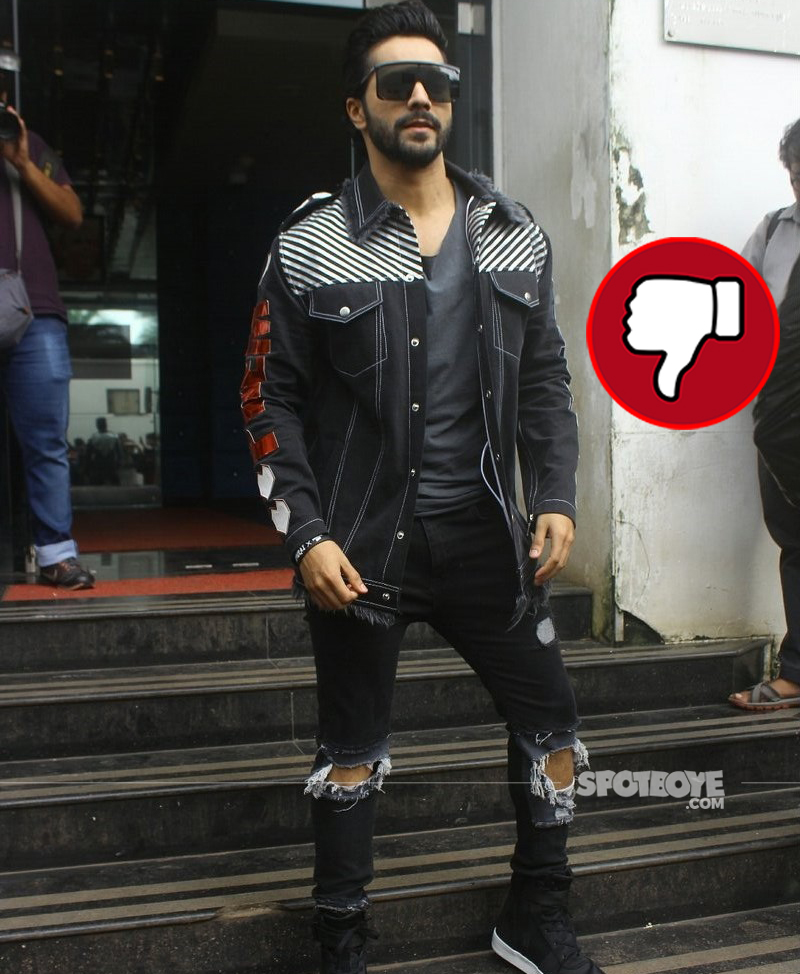 varun dhawan at judwaa 2 promotions
