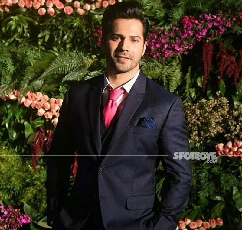 varun dhawan in a suit