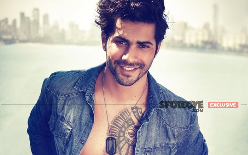 Rana From Haryana- This Is The Strange Title Of Varun Dhawan's Next!