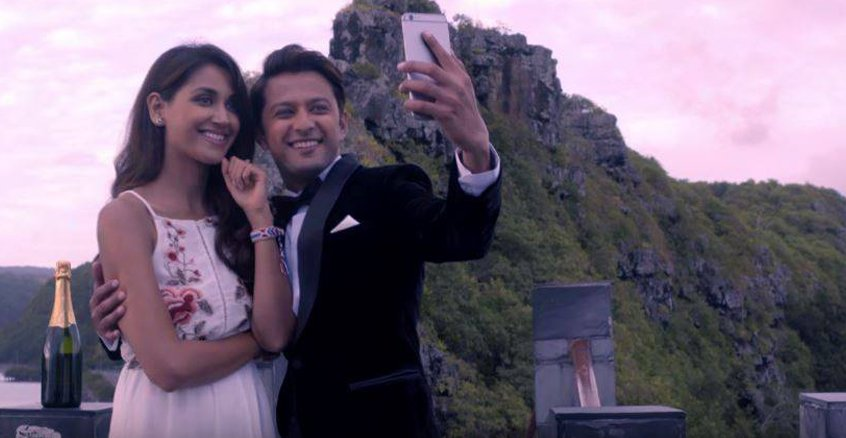 vatsal seth and nikita dutta in haasil