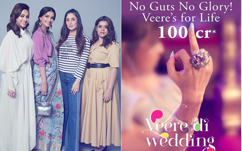 'Middle Finger To Freaking Stereotypes': Veere Di Wedding Enters 100 Cr Club