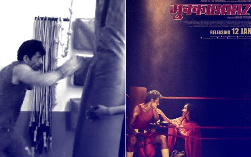 WATCH: Mukkabaaz's Star Vineet Kumar Singh Packs A Punch Like A Pro