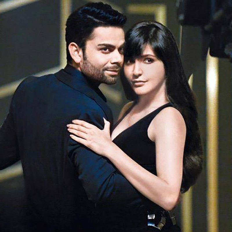 virat and anushka chemistry is un dismissible