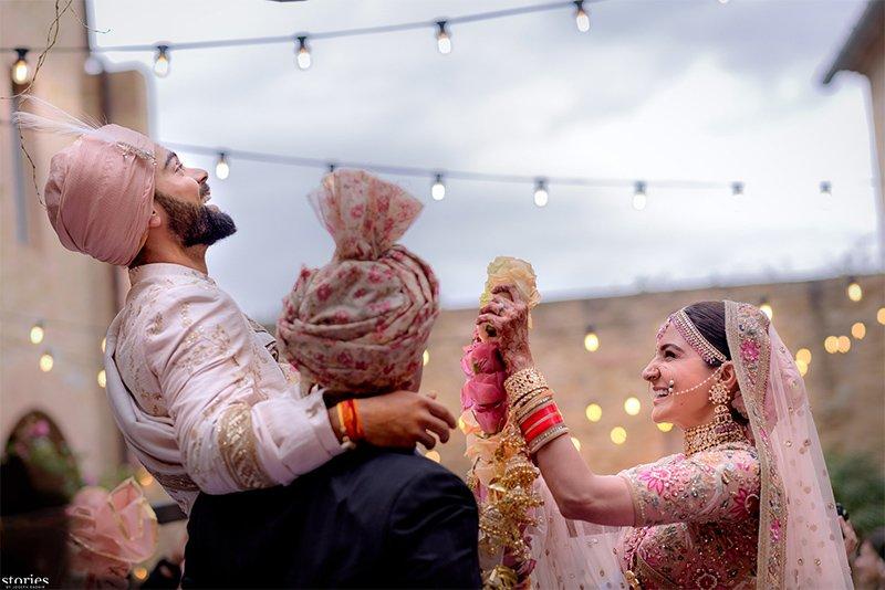 virat and anushka marry in italy