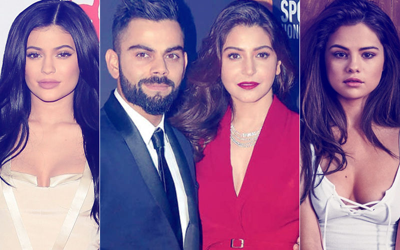 At Rs 82,45,000/Post, Anushka's Darling Virat Kohli Joins Kylie Jenner & Selena Gomez On Instagram's Richest List