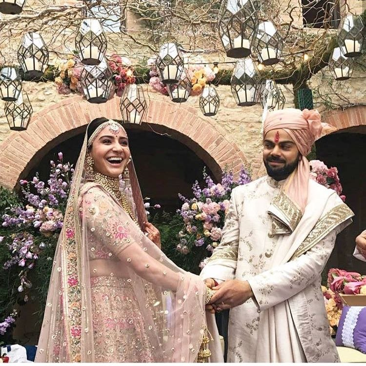 virat kohli anushka sharma marriage done finally