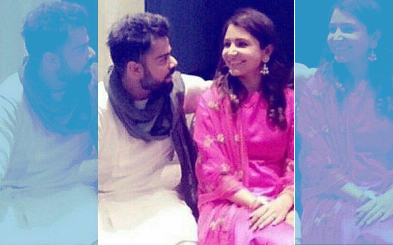 PICS: Back From Honeymoon, Virat-Anushka Soak In Marital Bliss