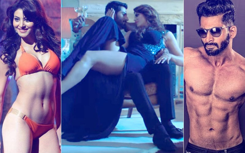 Urvashi Rautela SEDUCES Vivan Bhatena In Boond Boond From Hate Story 4