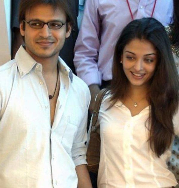 vivek oberoi and aishwarya rai bachchan
