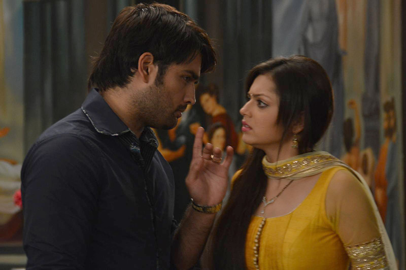 vivian dsena and drashti dhami in madhubala