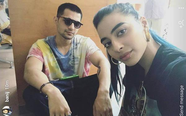 vj bani and boyfriend yuvraj thakur