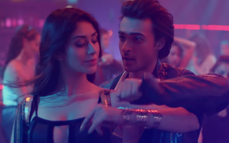Loveratri Song Akh Lad Jaave: Aayush Sharma And Warina Hussain Set The Dance Floor On Fire