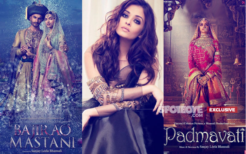 Aishwarya Rai & Not Deepika Padukone Would Have Done Bajirao Mastani And Padmaavat If...