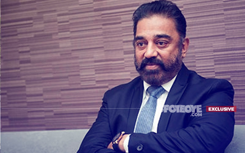 "Kamal Haasan Declares, ""I Am Quitting Acting"""
