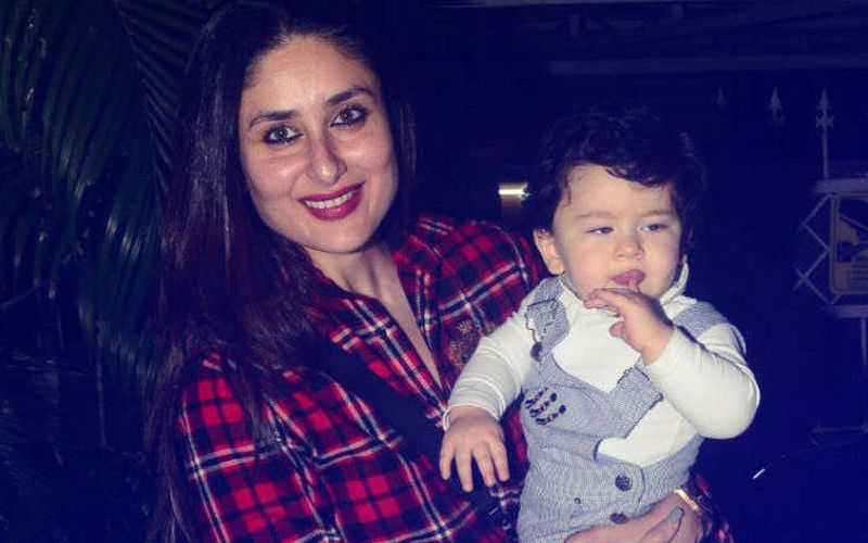 Kareena Kapoor: I Want To Devote Time To Taimur, Next Film Next Year