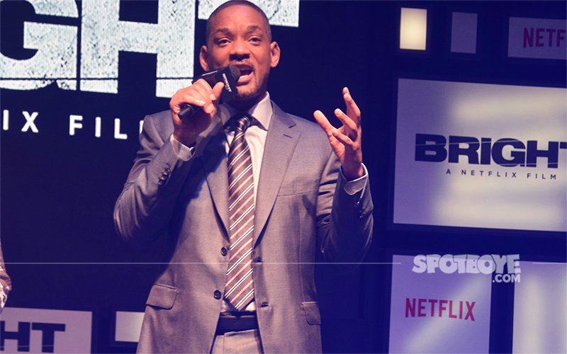 Will Smith In India: Hollywood Superstar Takes Stage To Talk About His Netflix Release Bright