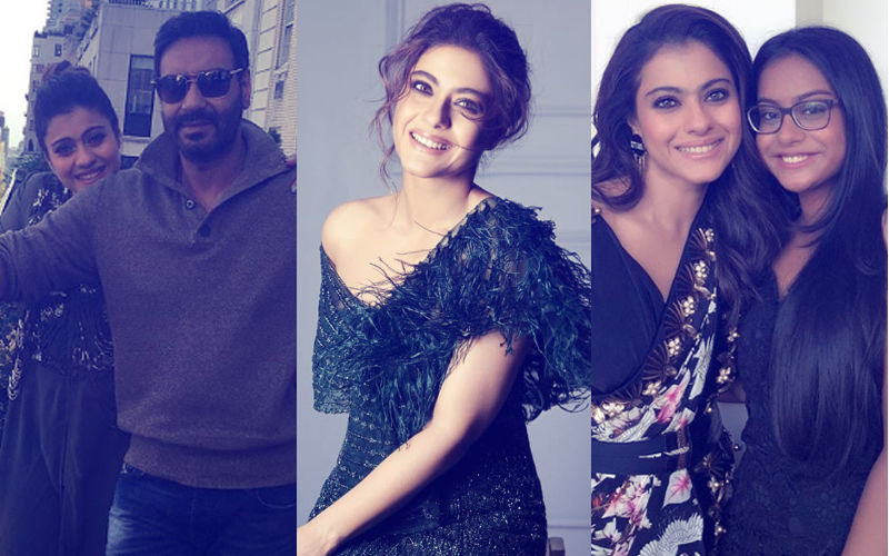 Kajol Birthday Special: 10 Pictures Of The Actress That Will Gladden Your Heart