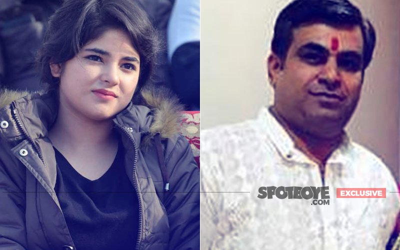 OUT ON BAIL But Zaira Wasim's Alleged Molester Is Still Having SLEEPLESS Nights!