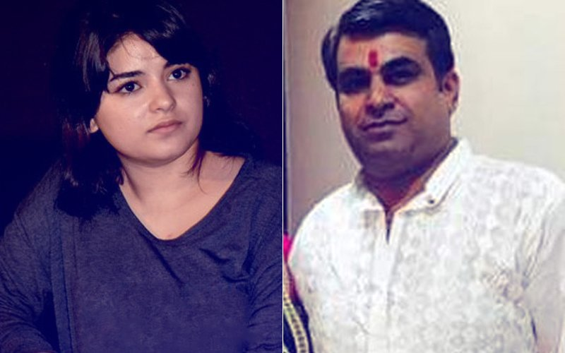 Zaira Wasim's Alleged Molester Granted Bail, Wife Heaves A Sigh Of Relief