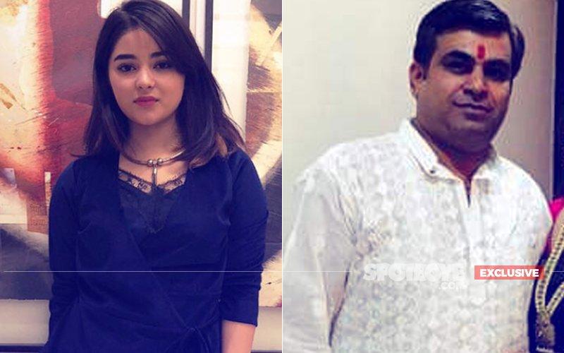Zaira Wasim's Alleged Molester In POLICE CUSTODY. BAIL REJECTED. Wife BREAKS DOWN