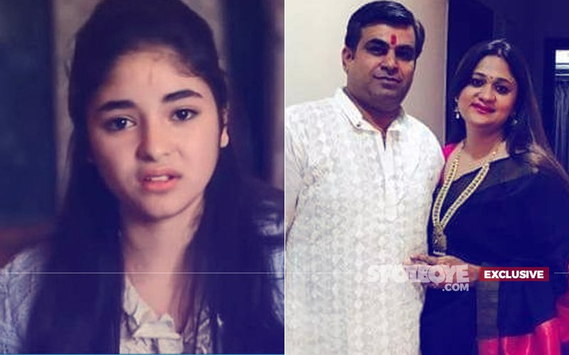 Wife Of Zaira Wasim's Alleged Molester  Speaks Out!