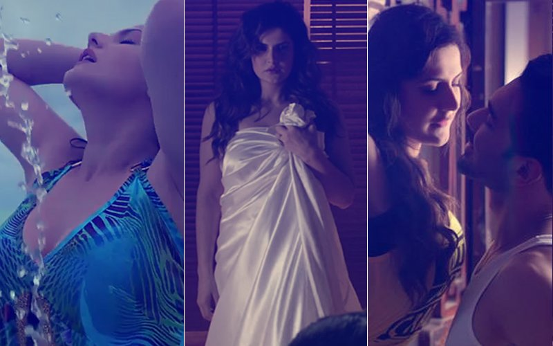 Zareen Khan's 9 Hot & Seductive Pics From Aksar 2 Will Take Your Breath Away!